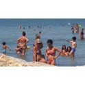 Baño en Gran Playa