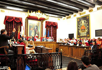 streaming pleno municipal
