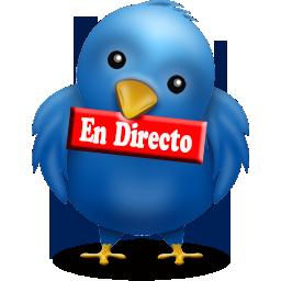 Twitter en directo