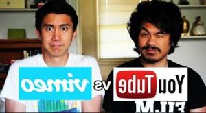 Youtube o vimeo