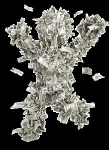 hombre dolar