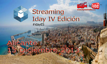 streaming iday marketing online Alicante