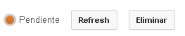 sitio web asociado refrescar