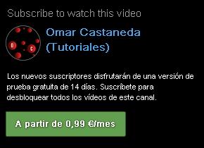 pago youtube