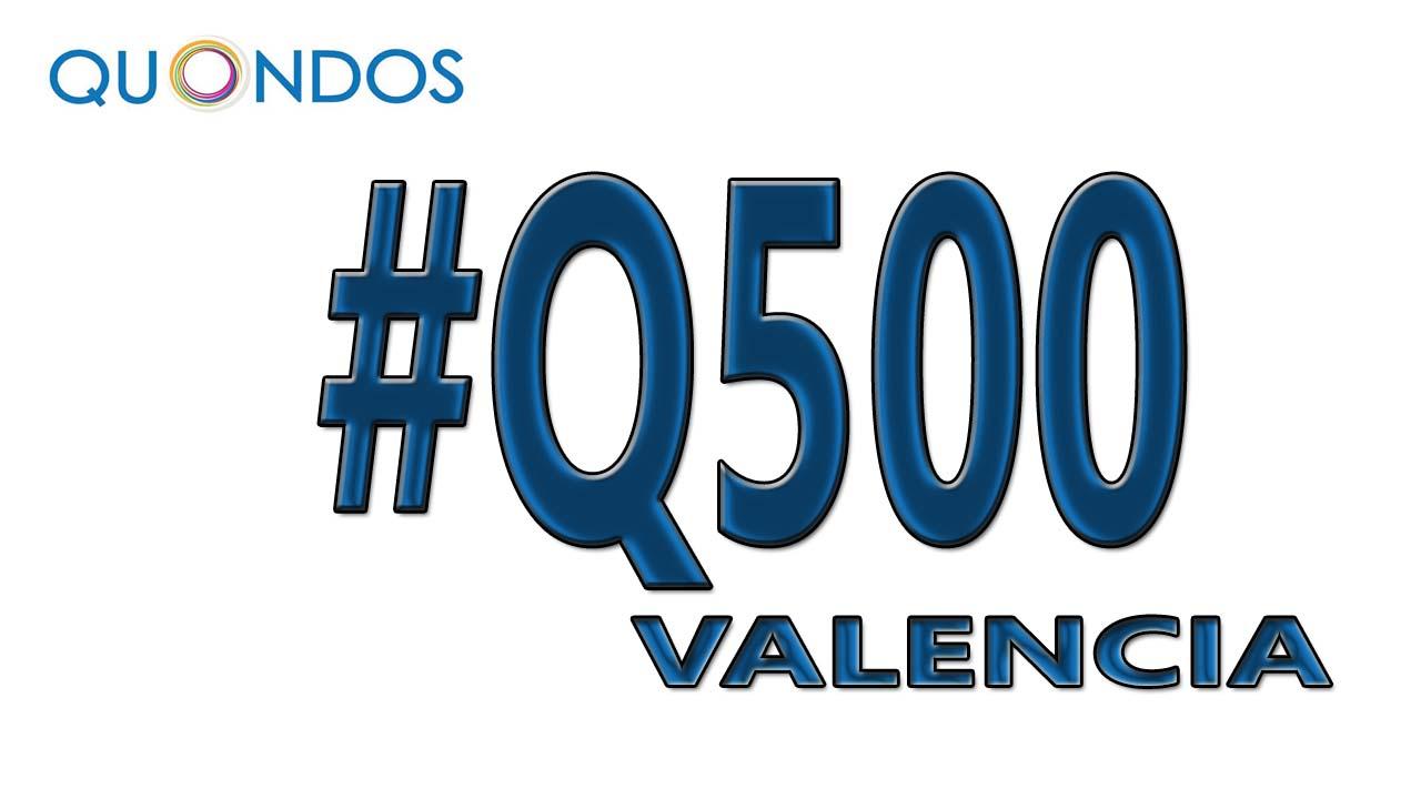 evento #Q500 Valencia