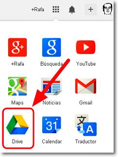 Cuenta-google-drive
