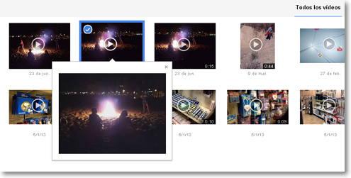 importar videos google + a youtube