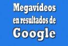 Megavídeos en resultados de Google