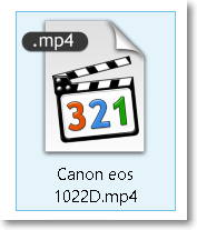 archivo de vídeo