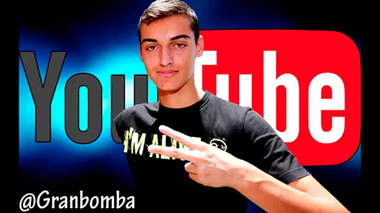 mrGranbomba_Youtuber
