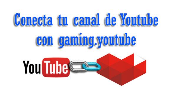 conectar-youtube-gaming
