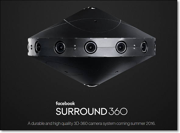 facebook surround 360