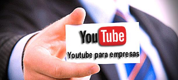 canal de youtube para empresa