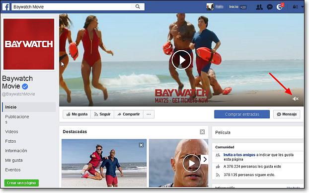 los vigilantes de la playa facebook