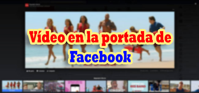 vídeo portada facebook