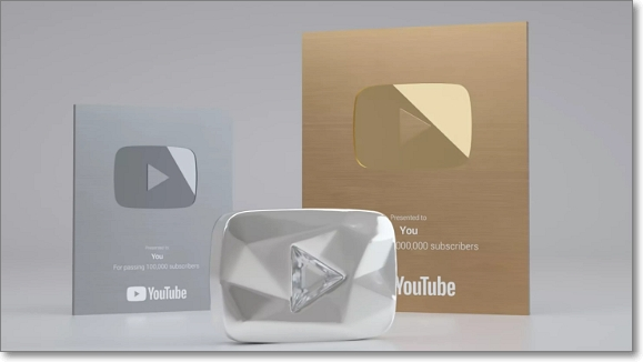 botones de youtube