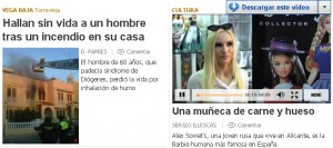 video noticia