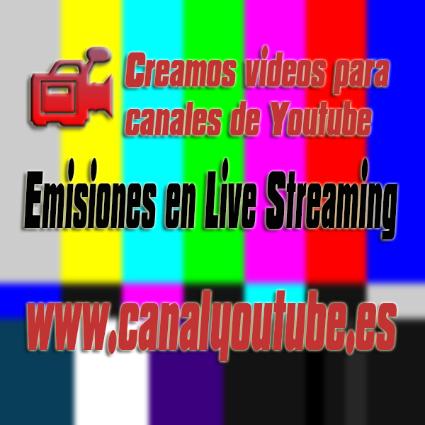 emisión livestreaming