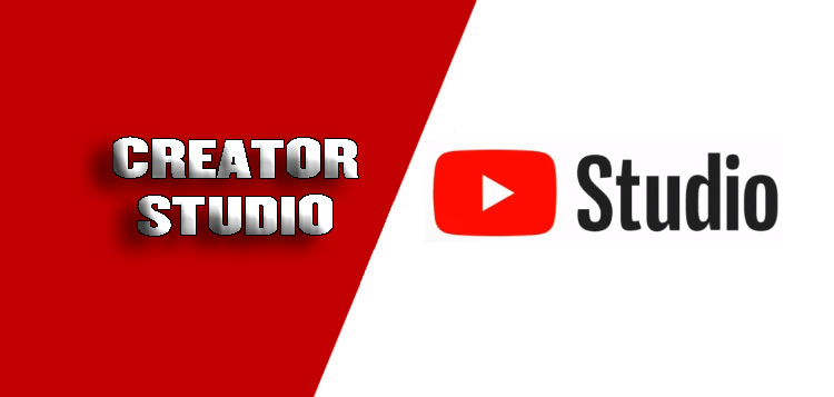 creator studio en youtube