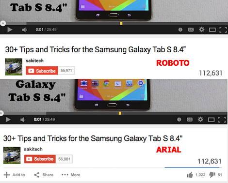 experimento youtube roboto