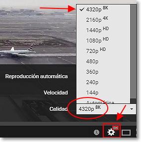 videos 8k