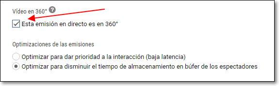 youtube 360 grados