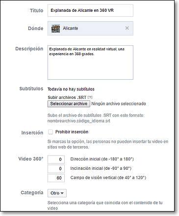 datos facebook 360