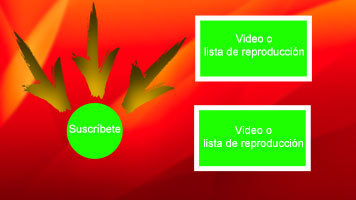 pantalla final youtube