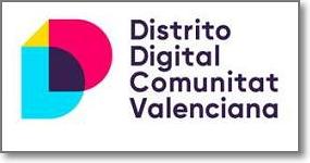Logo distrito digital alicante
