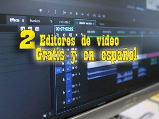 editores de vídeo gratuitos
