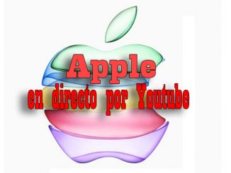 directo youtube apple