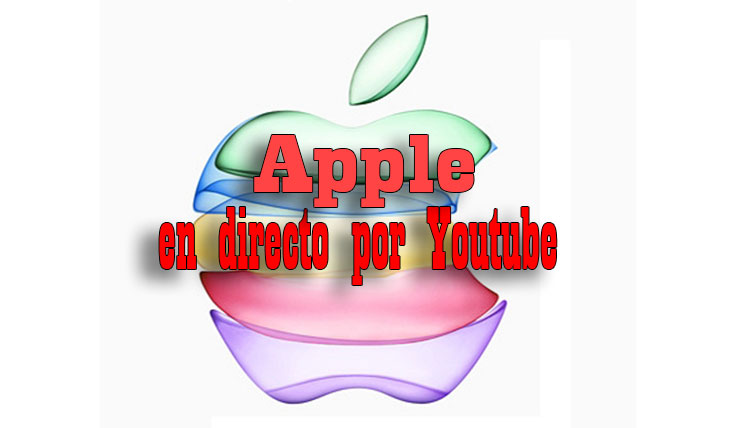 directo youtube apple
