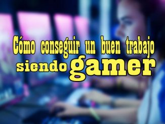 trabajo video juegos