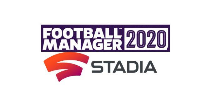Stadia Football manager 2020
