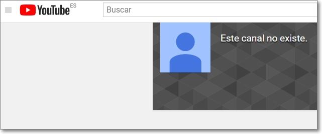 canal youtuber hackeado