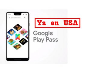 ya en usa google play pass