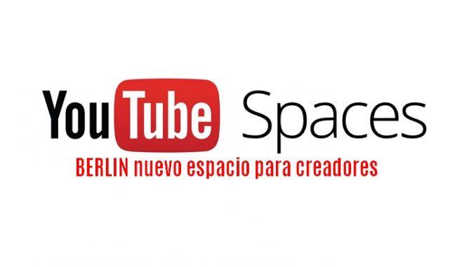 youtube space berlín