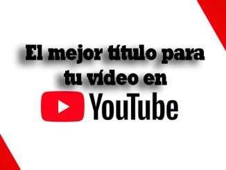 el mejor título para video en youtube