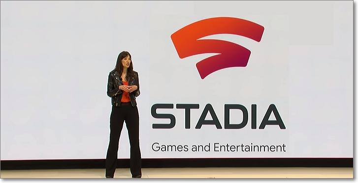 Jade Raymond en Stadia GDC2019