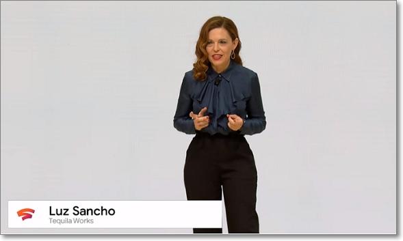 Luz Sancho Tequila works