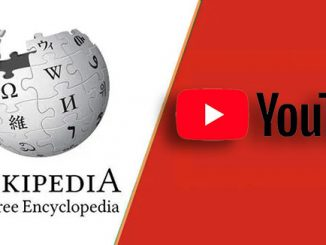 youtube con enlaces a la wikipedia