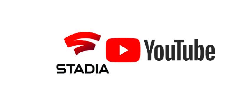 Youtube en stadia
