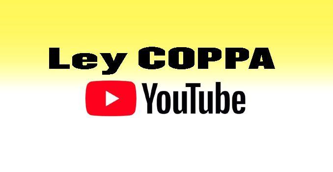 ley coppa youtube