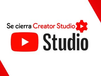 nuevo studio youtube