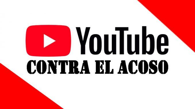 youtube elimina acoso