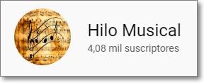 Número de suscriptores en un canal de Youtube