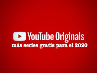 series youtube originals 2020