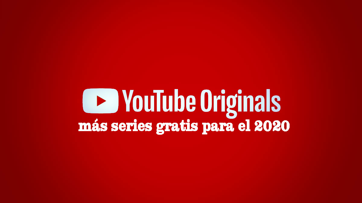 series youtube originals 2020