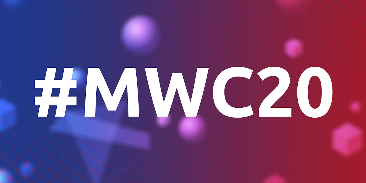 mwc 2020 barcelona por youtube