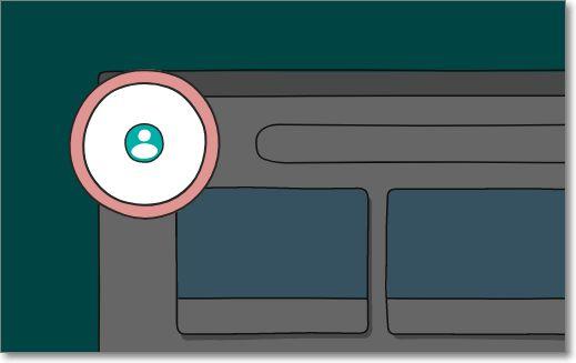 Icono del perfil de padre/madre